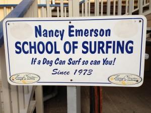 Maui surf school
