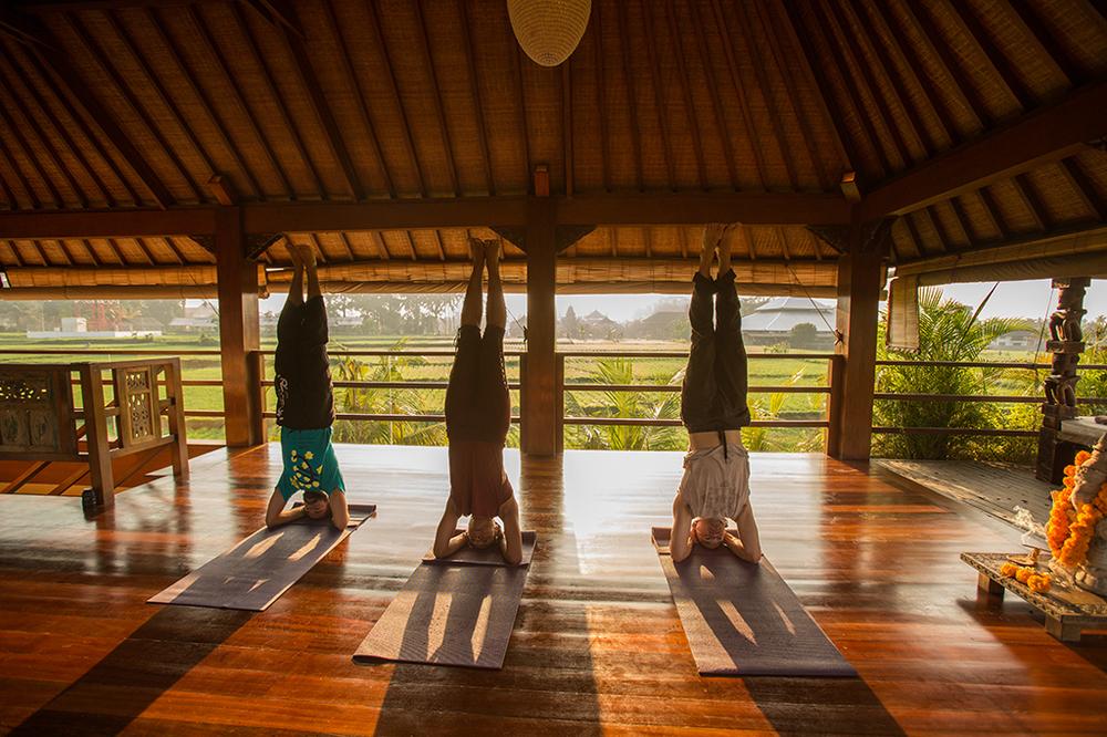 yoga at soulshine