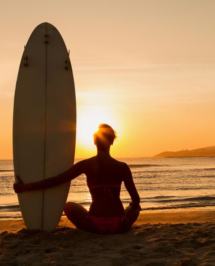 Yogaandsurf