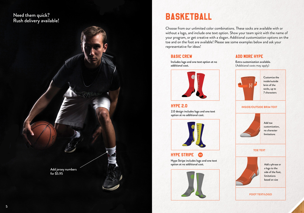 d836a3dbf Custom Basketball Socks for Youth and Adults | Customize Your Own Nike  Elite Basketball Socks | Hype Socks