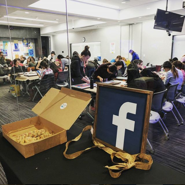 Facebook Women's Event Fall 2017