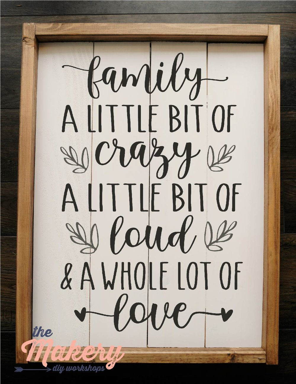Family- Crazy, Loud, Love