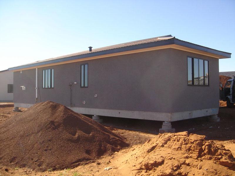 Portable house, Karatha