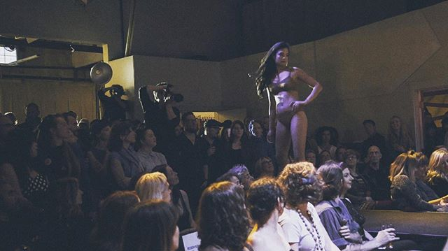Here's a frame grab from the @elselingerie fashion show we shot a week ago here in Portland. A Benefit show that raised upwards of 12k for @planned_parenthood_cw and put together by our friends @lilleboutique . We're happy to get to be involved in supporting #plannedparenthood and all that they do! Video coming soon! -------------------------------------------------------------------------------------------------------- #holocene #portland #sony #sonya7sii #a7sii #sonyalpha #sonyimages #a7s #canon #canoneos #canonphoto #canon_photos #canon_official #fashionshow #fashion #vsco #filmmaker #bts #bodiesempowered #runway #lingerie #oxbowfilm