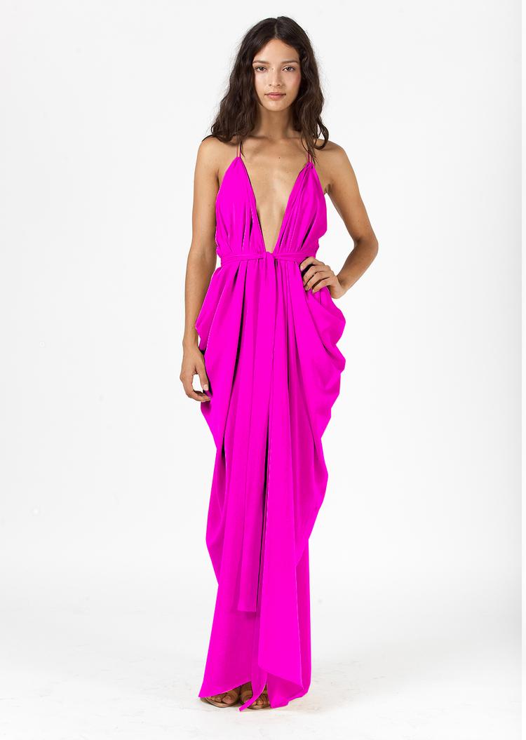 ROXY - FUCHSIA — The Ultimate Dress