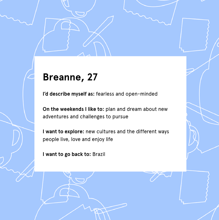 About Breanne