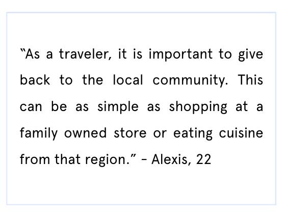 Alexis quote