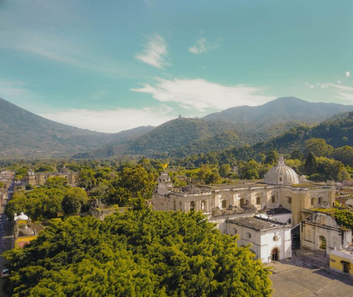 Antigua, Guatemala, the place I want to go back to