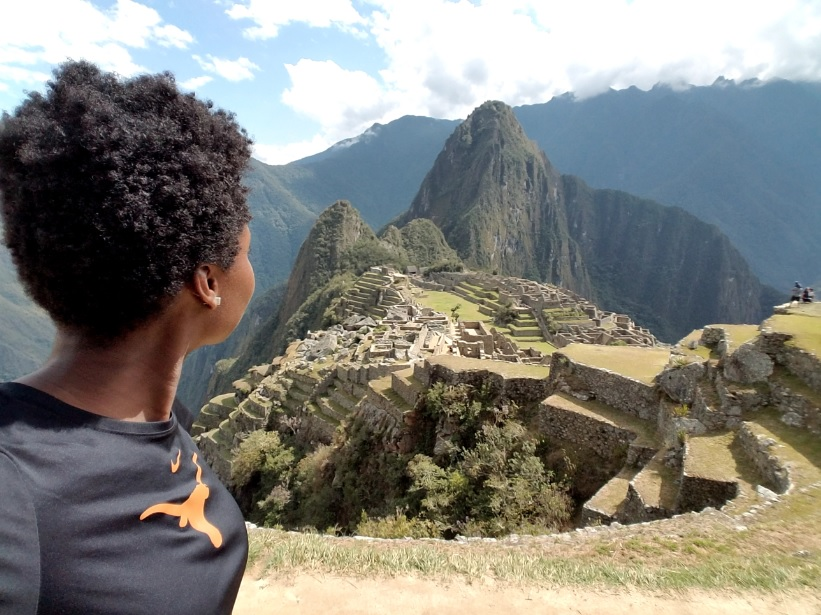 Machu Picchu, a New 7 Wonder of the World and a must see while in Peru!