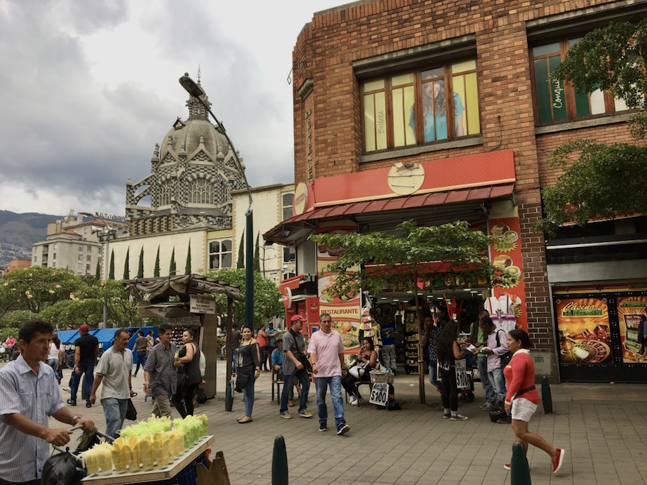 My hostel in Medellín partnered with a free walking tour, which gave great insight into the history and culture of Medellín.