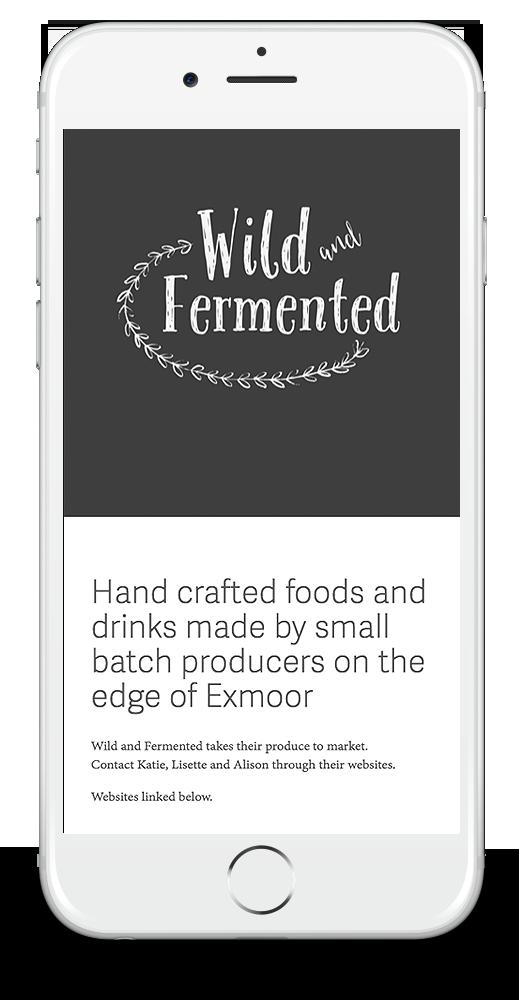 Wild & Fermented Design