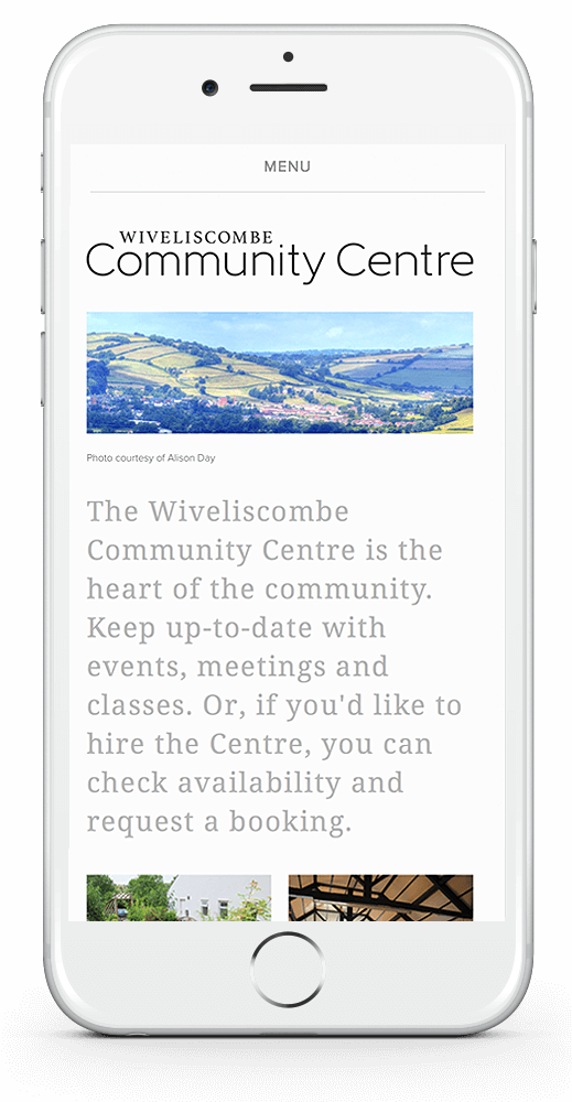 Wiveliscombe Community Centre