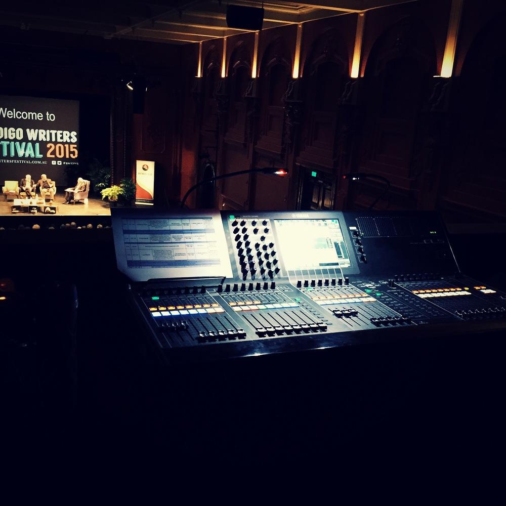 Bendigo Writers Festival 2015