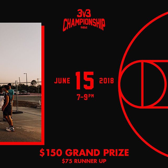 3v3 Basketball TOMORROWWWWW! We are so pumped and you should be too. Remember to bring your team and $5 for entry! P.s. there's no new Christians course tomorrow!