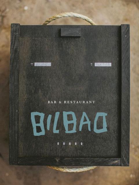 Bilbao / Branding, Typography, Illustration