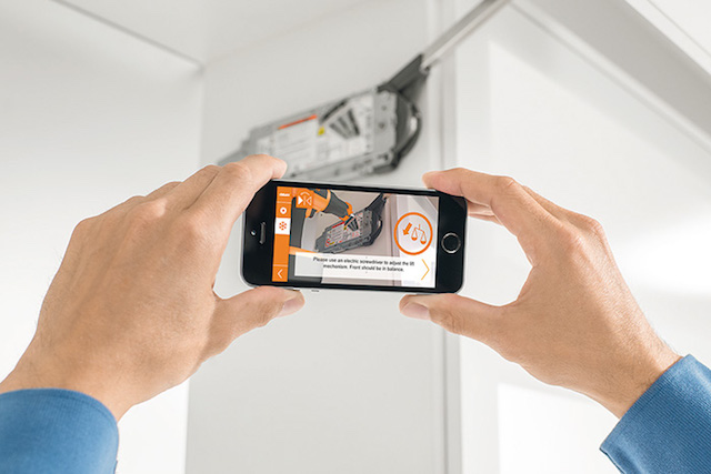 Blum Easy Assembly App