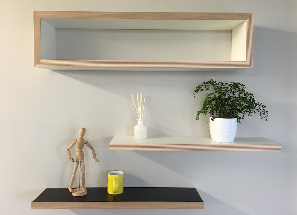 Floating Shelves - DIY Magic — Contract Cutting   Cutshop NZ