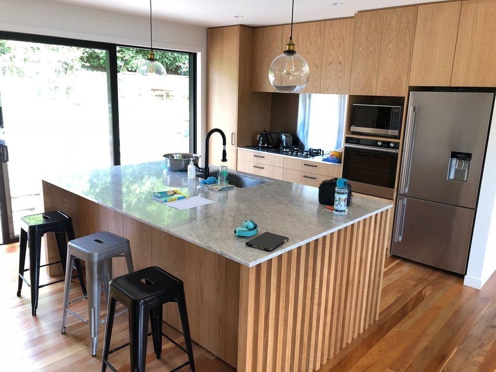 Premium kitchen fit out
