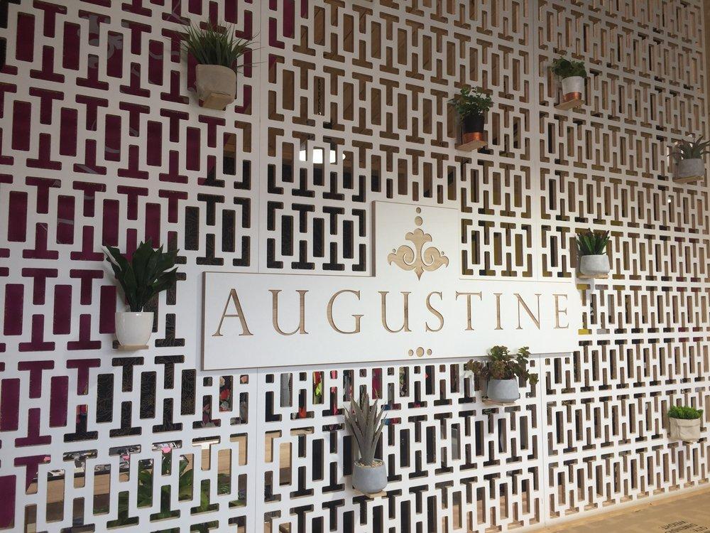 Retail fit out | Decorative panels