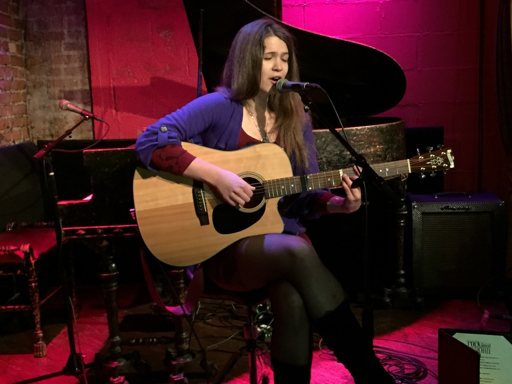 Rockwood Music Hall - photo by Frank Krupit