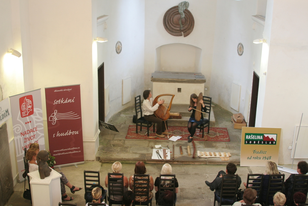 at Soběslav Music Festival (Setkání s hudbou) - photo Petr Hanzlík