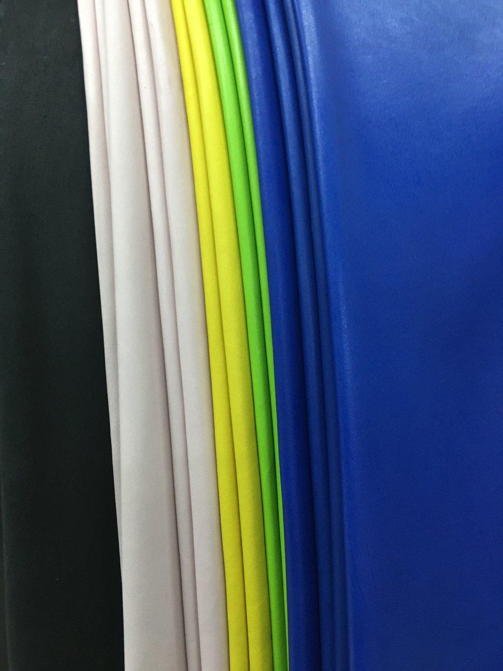 Colour production