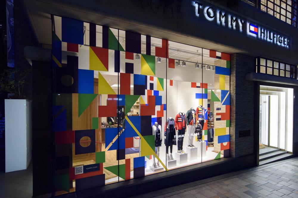 Omotesando, Tokyo_ Facade