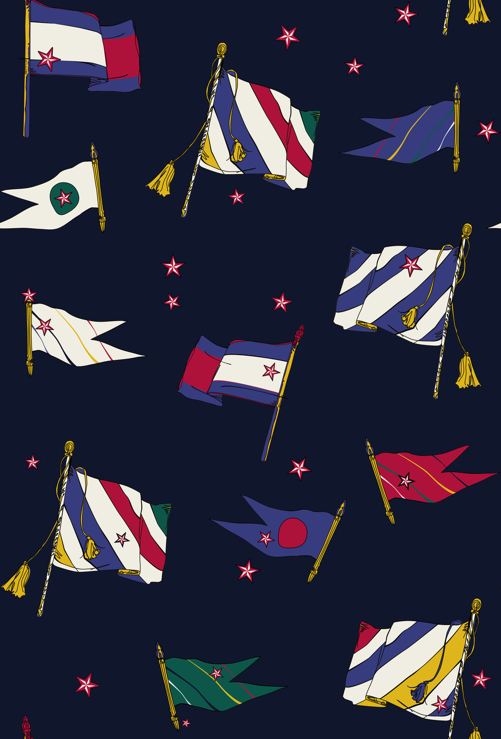 FLAG PRT -PEACOAT.jpg