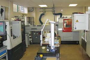 Spinner CNC Lathe