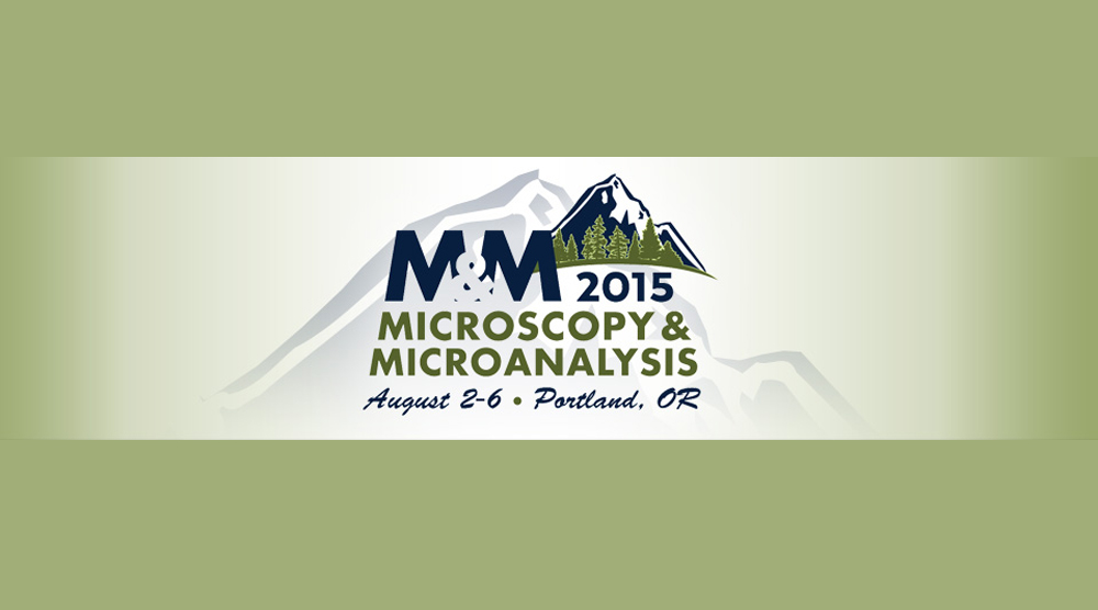 Microscopy and Microanalysis 2015