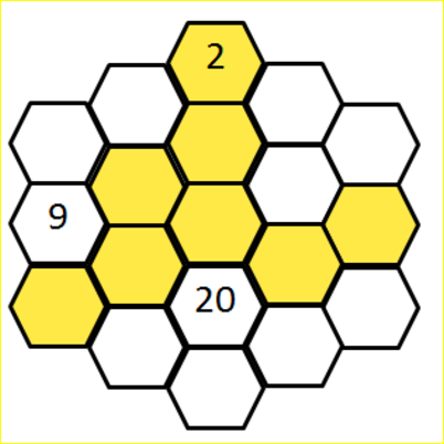 Complete Hexagon Number Puzzle.png