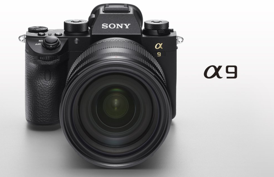 The new Sony A9