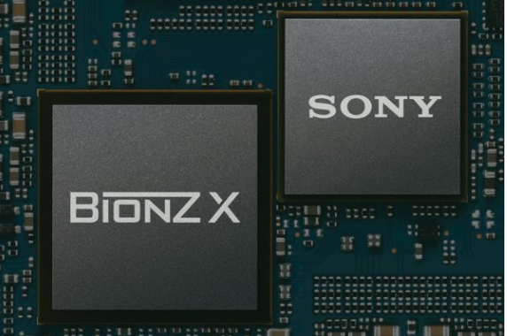 Sony A9 Image processor