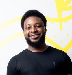 Jason Touray - Huckletree