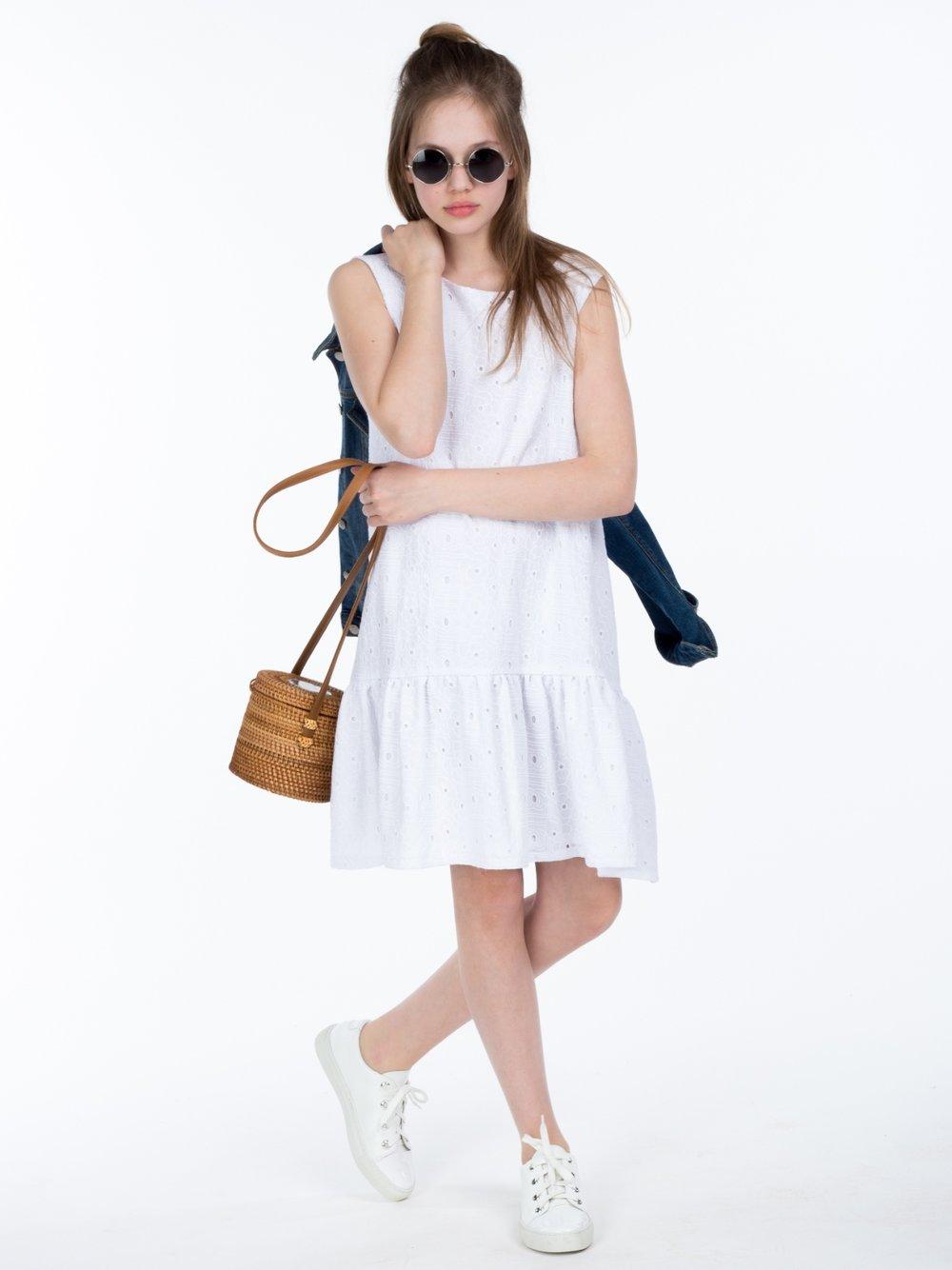 Підліткова літня сукня для дівчат 9-14 років (134-164см) efaf3e58641eb