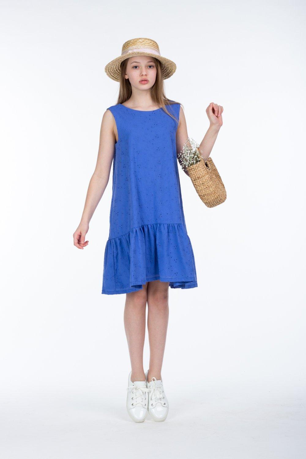 Наша фірмова літня сукня для дівчат 9-14 років