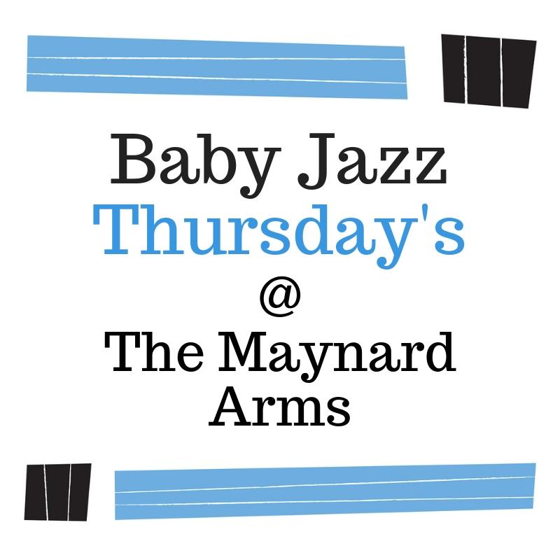 Free Talk In Maynard Monday May 4th >> The Maynard Arms Babyjazz
