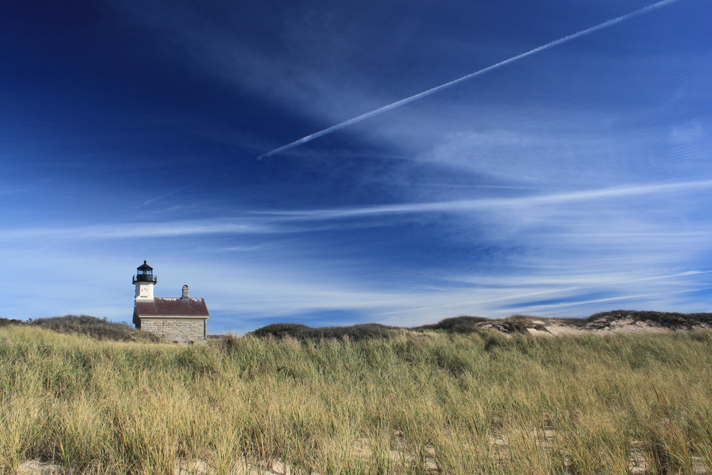 Block Island North Lighthouse has protected the northern tip of the island since 1867.