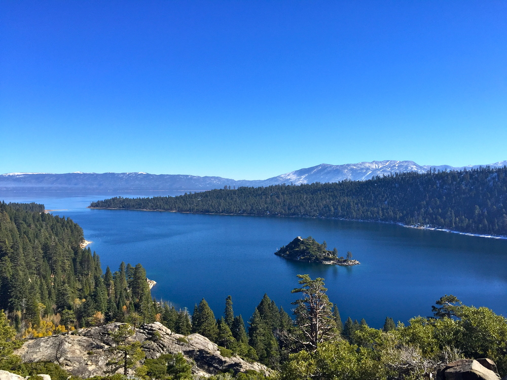 Emerald Bay || Lake Tahoe