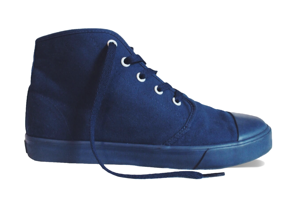 Blue Ridge Parkway High Tops - $60.00
