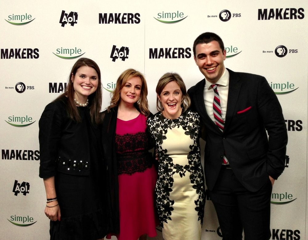 MAKERS Premiere at Lincoln Center with Executive Producer Dyllan McGee