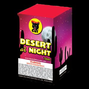 Dessert At Night