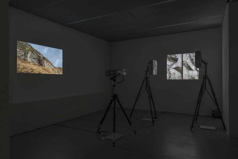 Ausstellungsansicht, Museum Bärengasse, Zürich 2015