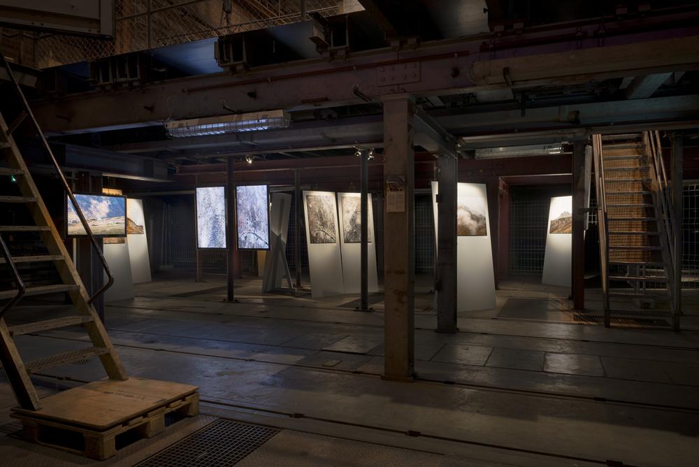 Ausstellungsansicht, Jungkunst Winterthur, 2015