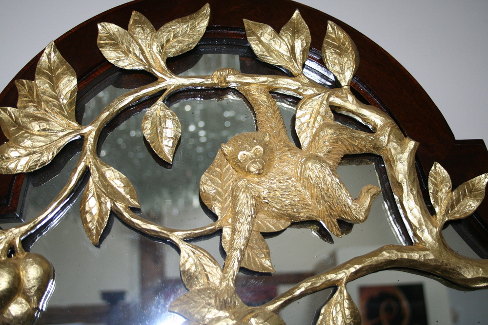 golden monkey mirror .JPG