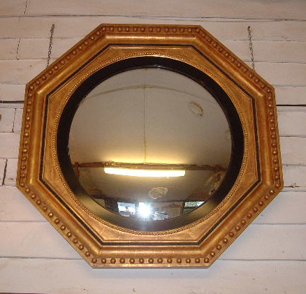 3 convex gold mirror .JPG