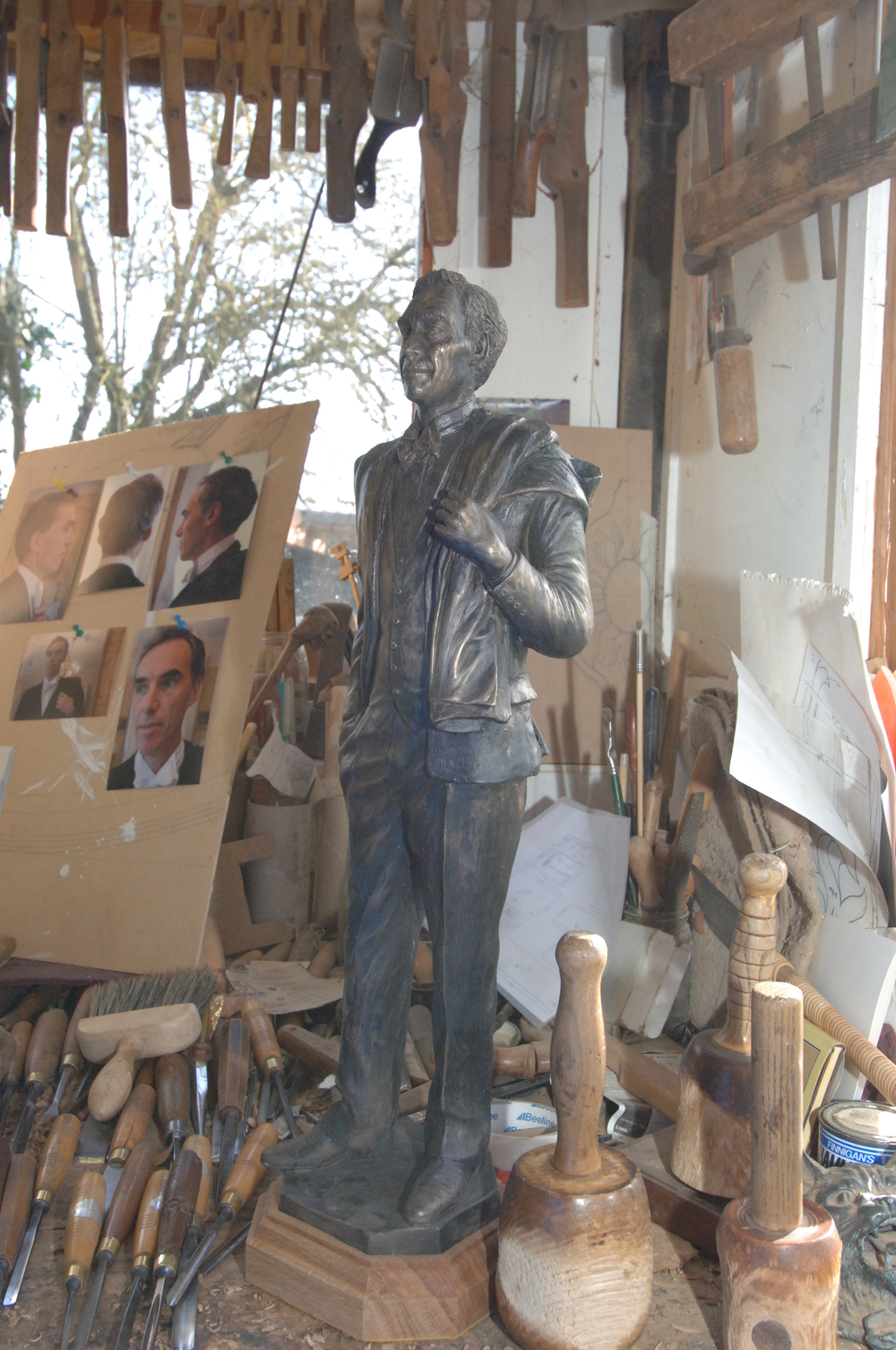 9 CAST INTO BRONZE SCULPTURE.JPG