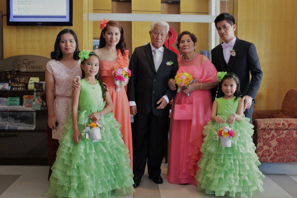 Em Guiala Wedding Gown and Entourage — Happy Andrada