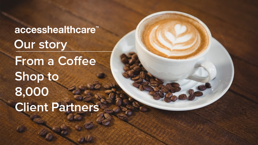 Access Healthcare reaches 8000+ client partner milestone.