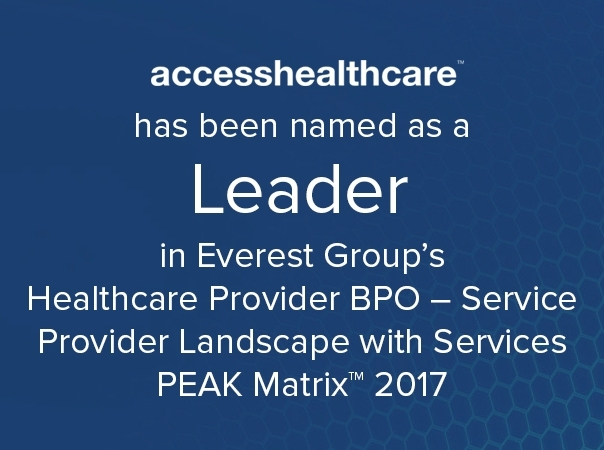 Access_Healthcare_Peak_Matrix